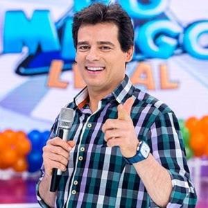 """Celso Portiolli comanda o """"Sabadão"""" e o """"Domingo Legal"""" no SBT"""
