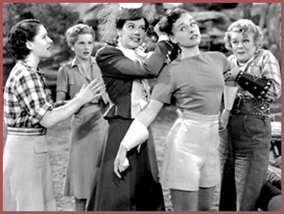 The Women: Cat fight!!
