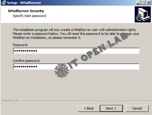 Phần 1: Hương dẫn cài đặt hMailServer | ITOPENLAB
