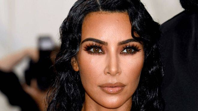 Image result for images of Kim Kardashian's Paris robbery to be made into a movie