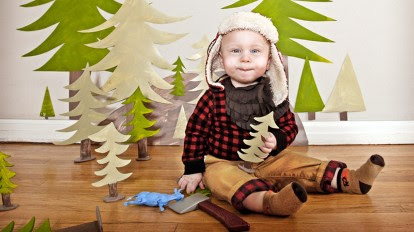 6 Easy Ridiculously Cute Last Minute Costume Ideas For Baby What