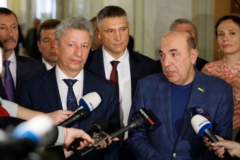 """ЗМІ повідомляють, що Опоблок і """"За життя"""" можуть об'єднатися під місцеві вибори"""