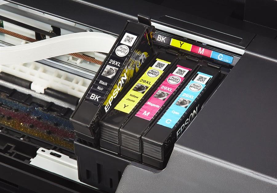 Epson Xp 435 Installieren / Epson Xp 55 Treiber Drucker