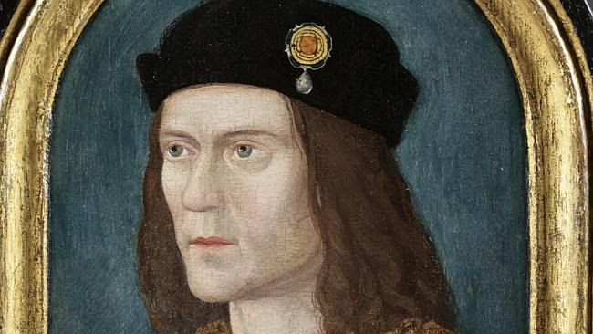Royal mystery ... A portrait of King Richard III, whose DNA paternity has thrown the nobi