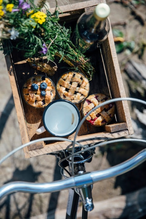 delta-breezes:  Mini Pies {GF} | Our Food Stories