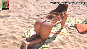 Viviane Araujo super sensual na novela Bela a Feia