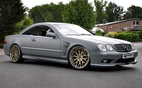 Prior Design Gives the Mercedes CL a Makeover   autoevolution