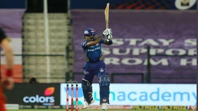 IPL 2020: सूर्यकुमार के आगे फीकी पड़ी RCB की चमक, प्लेऑफ में पहुंची मुंबई