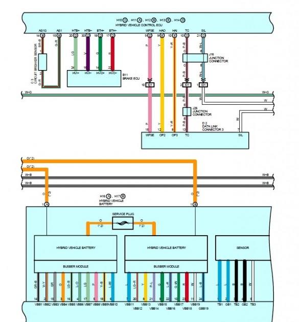 32 Toyota Prius Wiring Diagram