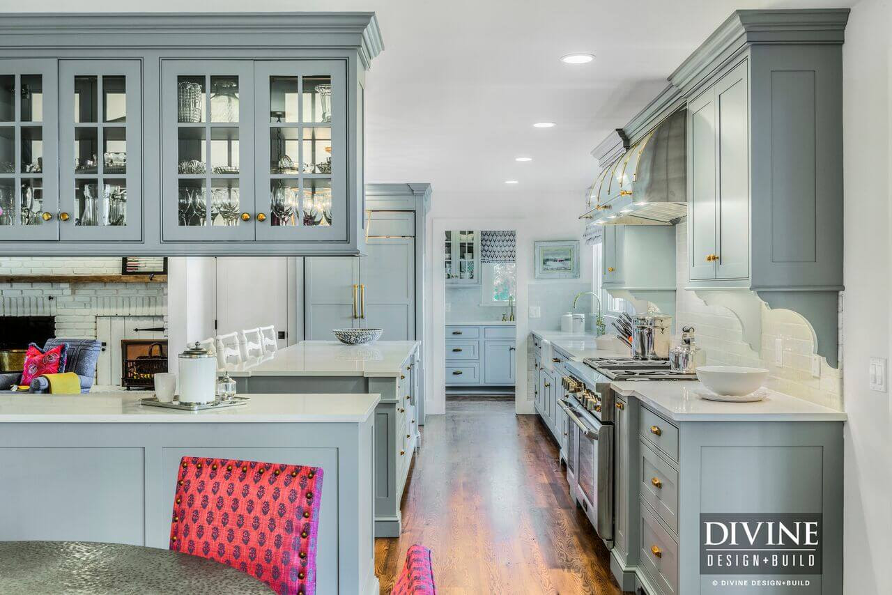 A Cape Cod Kitchen Dream Divine Designbuild