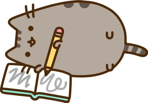 WALLPAPER ANDROID   IPHONE: Sticker Facebook Pusheen