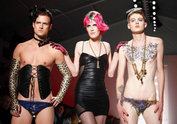 The Most Unusual Fashion Trends at New York Fashion Week (21 pics)