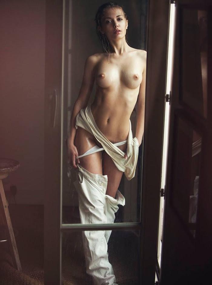 D'Orsay nackt Brooke  Brooke Shields