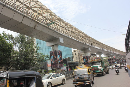 The Bandra Skywalk... A Dream Gone Sour ,, by firoze shakir photographerno1