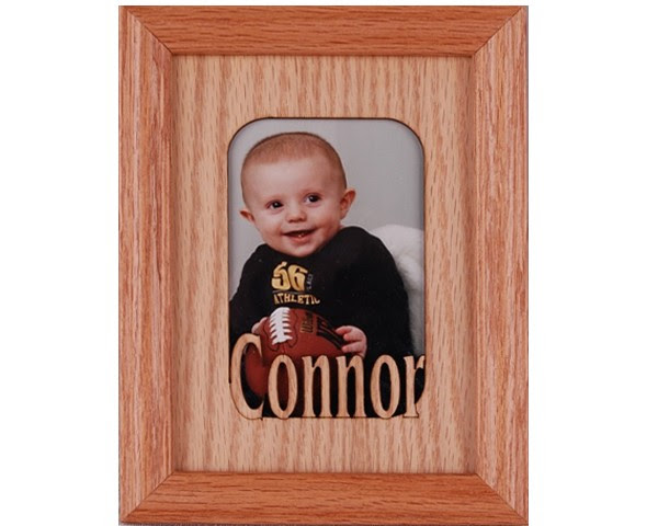 57 Name Matte Portrait Name Picture Frames