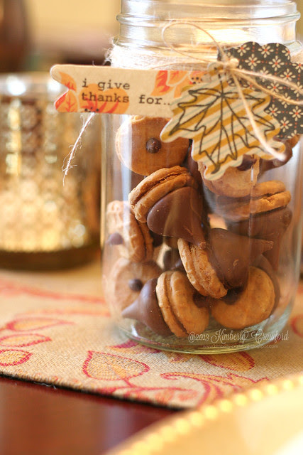 thankful acorn jar cu with Technique Tuesday by Kimberly Crawford