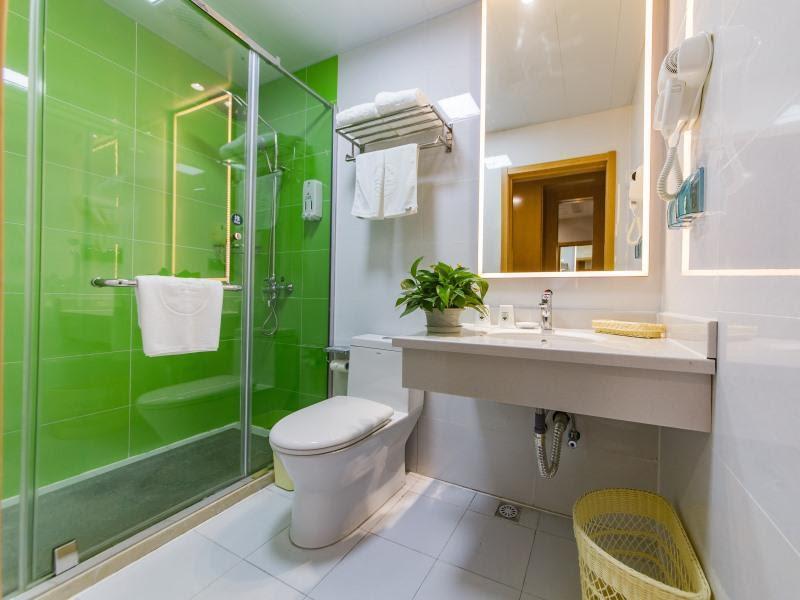 GreenTree Inn Shaoxing East Station Shangyu Wanda Plaza Hotel Reviews