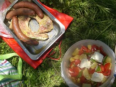 picnic fournes hania chania