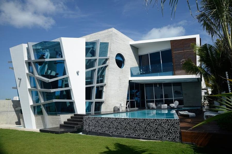 Mexican Modern Architecture | Modern House Designs