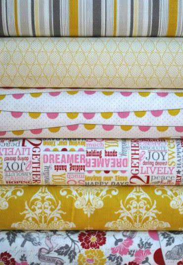 Dreamer in Cream Bundle for Friday's Fabric Giveaway!