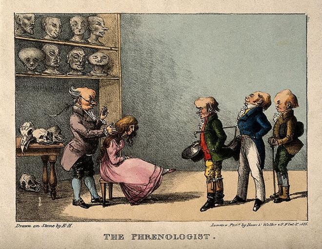 File: Franz Joseph Gall examinando a cabeça de uma menina muito jovem, Wellcome V0011119.jpg