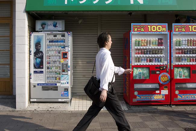 Shibuya machines