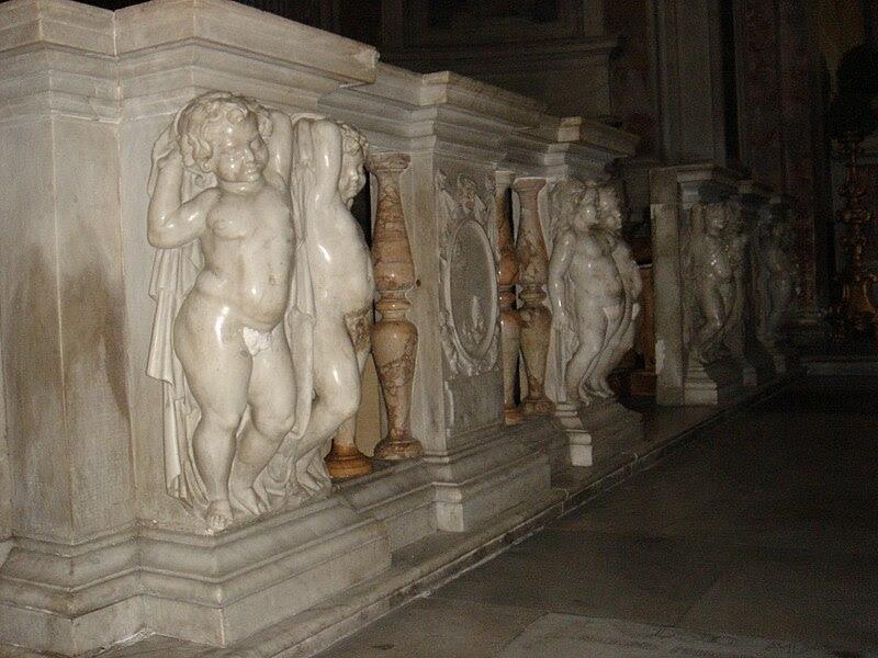 File:Trastevere - san Pietro in Montorio - putti della cappella Ricci 5 00709.JPG