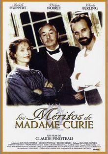 Resultado de imagen de Los méritos de Madame Curie
