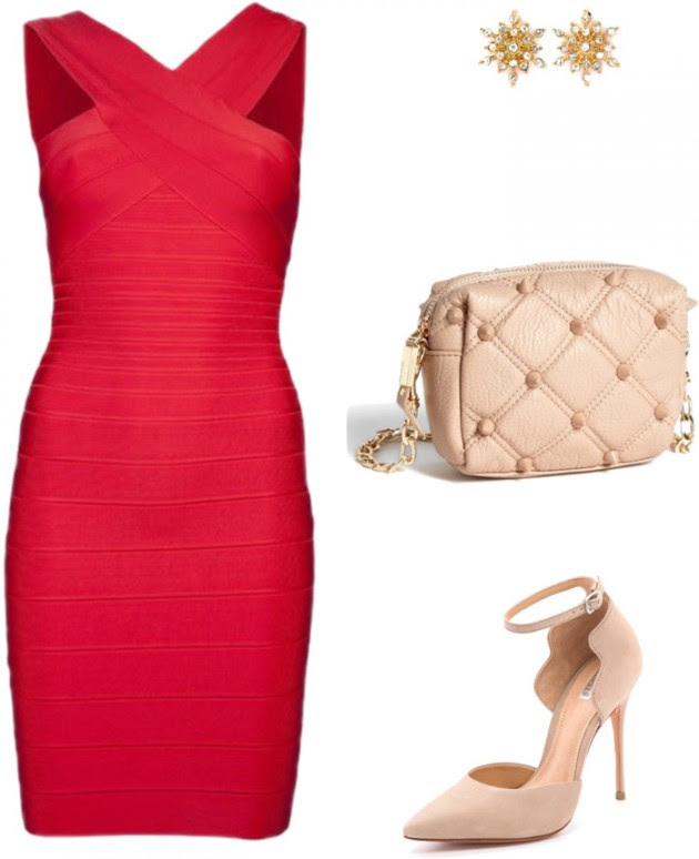 18 sexy and elegant valentine's day polyvore combinations