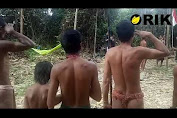 VIRAL: Video Temenggung Ngadap Pimpin Upacara Bendera di Tengah Hutan