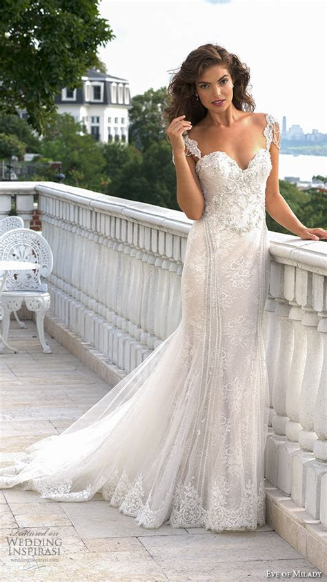 Eve of Milady Fall 2015 Wedding Dresses   Wedding Inspirasi