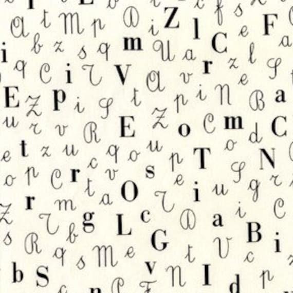 Piccolo Alfabeto by Michael Miller