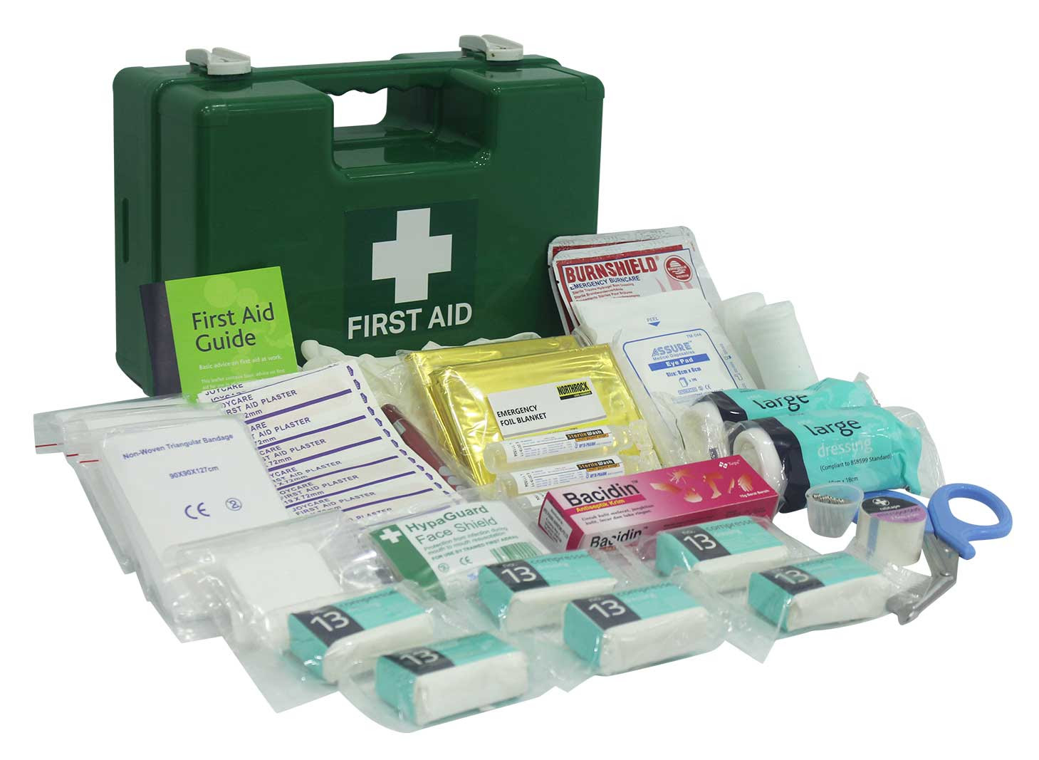 First Aid Supplies - The Y Guide