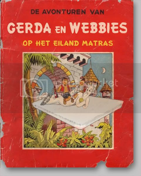 Op het eiland Matras