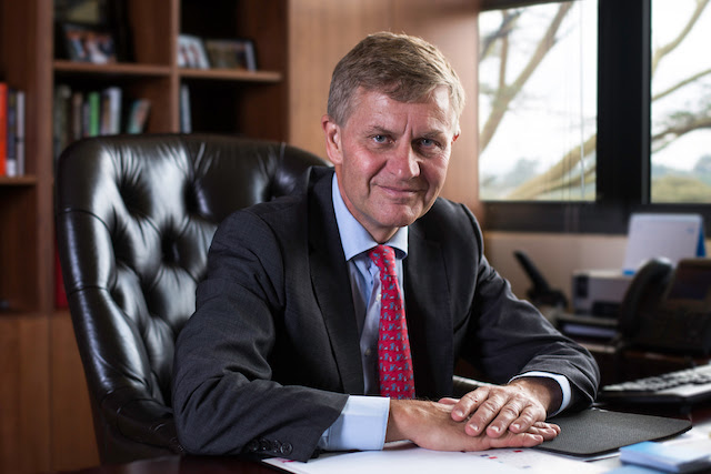 UN Environment chief Erik Solheim. Photo courtesy of UNEP