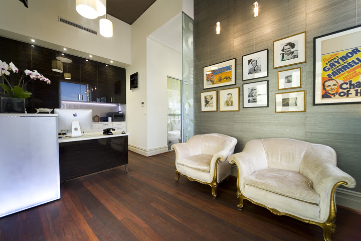 The Dental Quarters by Ego Squared Interior Design, Perth