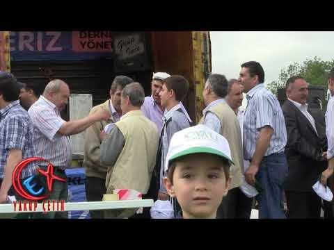 İstanbul Dereliler Derneği Selamlaşma - 2012 Dereliler Şenliği