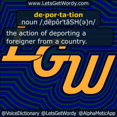 deportation 05/17/2018 GFX Definition
