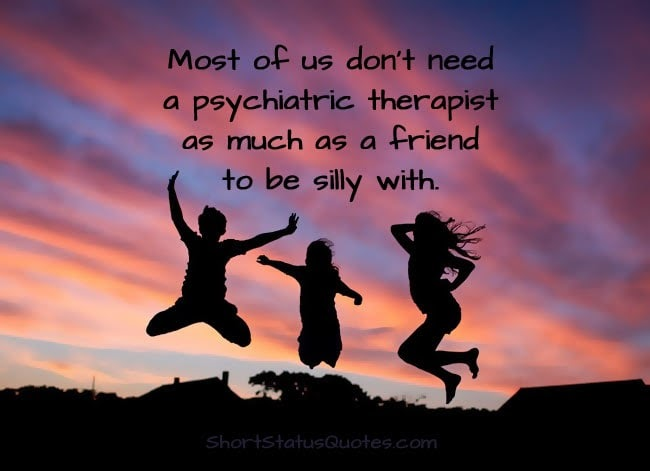 Friend Therapy Funny