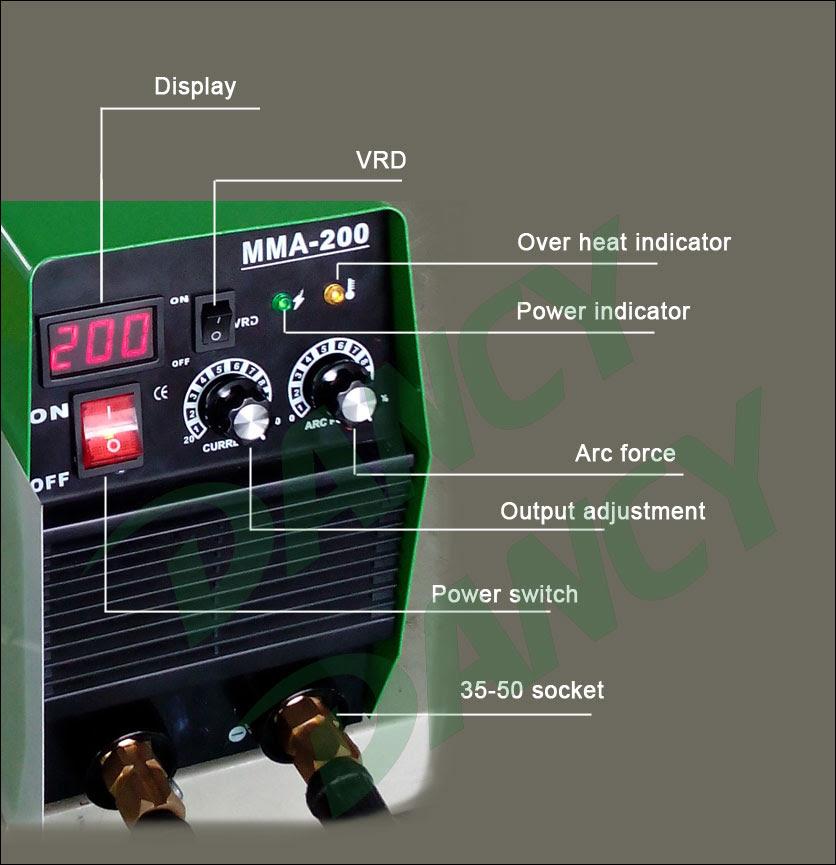 Idealarc® DC600 w/ VRD™ Multi-Process Welder - K1288-28