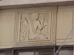 Detail, Chicago Federation of Musicians