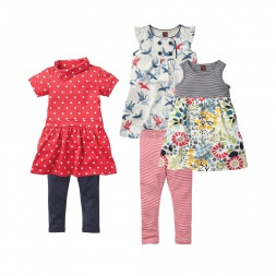 Seaside Adventures Set for Little Girls | Tea Collection