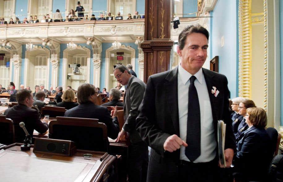 PKP se dit toujours «en réflexion» sur son avenir politique, malgré les informations obtenues par Radio-Canada selon lesquelles il sera bel et bien de la course.