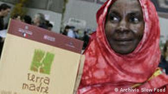 Achtung: Nur für Berichterstattung über Slow Food - Terra Madre Treffen 2004