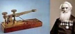 Telegraf dan Penemunya (Samuel Morse)