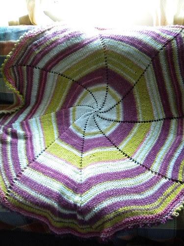 Pinwheel Blanket 1