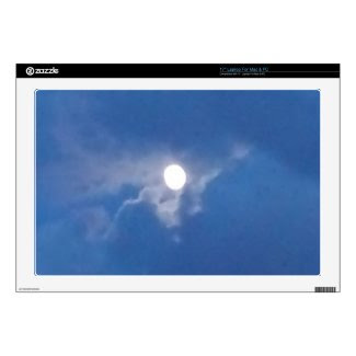 "Full Moon 17"" Laptop Decals"