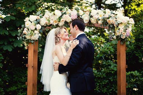 Outdoor Wedding Ceremonies   Blush Floral Design