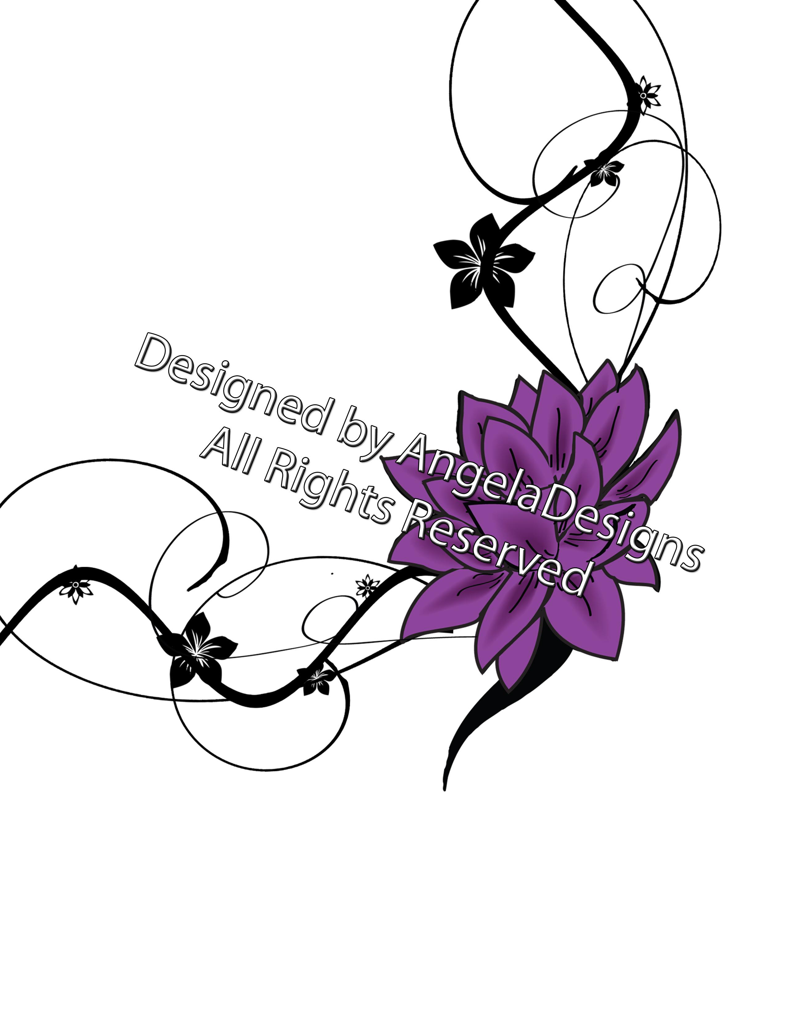 Simple Flower Tattoos Designs Flowers Healthy