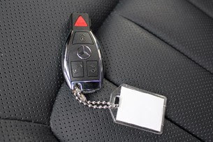 2012 Mercedes-Benz CLS550 key fob